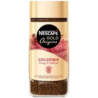 Кава Nescafe Gold Origins Colombia розчинна 100г