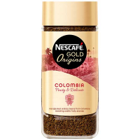 Кава Nescafe Gold Origins Colombia розчинна 100г