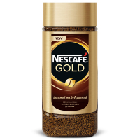 Кава Nescafe Gold розчинна 190г