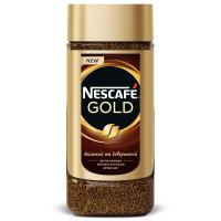 Кава Nescafe Gold розчинна 190г