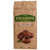 Кава Primo Exclusive Fresh aroma мелена в/у 250г