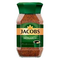 Кава Jacobs Monarch розчинна с/б 190г