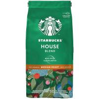 Кава Starbacks House Blend мелена 200г