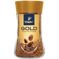 Кава Tchibo Gold Selection розчинна с/б 100г