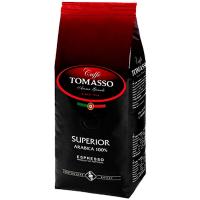 Кава Tomasso Superior Espresso смажена в зернах 250г