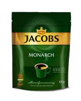 Кава Jacobs Monarch розчинна пакет 170г