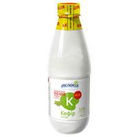 Кефір Молокія 1% пляшка 900г