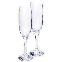 Келихи Pasabahce Bistro для шампанського 2*190мл 44419