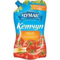 Кетчуп Чумак Чілі 250г