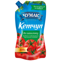 Кетчуп Чумак до шашлику д/п 300мл