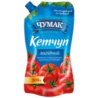 Кетчуп Чумак лагідний 300г