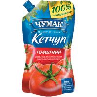 Кетчуп Чумак томатний 270г
