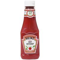 Кетчуп Heinz томатний гострий п/п 0,3л