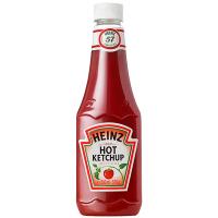 Кетчуп Heinz томатний гострий п/п 0,5л