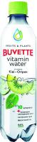 Напій Buvette Vitamin Water Огірок та ківі 0.5л