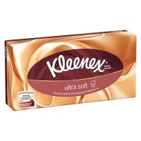 Серветки паперові косметичні Kleenex Ultra Soft, 56 шт.