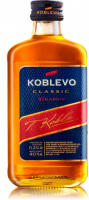 Бренді Koblevo Classic 40% 0,25л х30