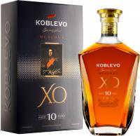Бренді Koblevo Reserve XO 10 років 40% 0,5л у коробці