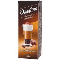 Коктейль Даніссімо молочний смак шоколадний латте 2,5% 215г
