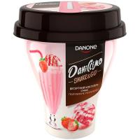 Коктейль Danone Даніссімо йогуртний Пол.морозиво 5,2% 260г