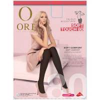 Колготи Ori Soft Touch 80 den 3 Chocolat
