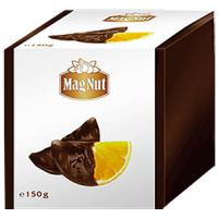 Цукерки Mag Nut Лимонна насолода 150г