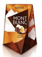 Цукерки Roshen Montblanc Whole Hazelnut 177г