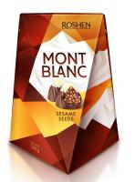 Цукерки Roshen Montblanc Sesame Seeds 180г