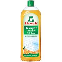 Концентрат універсальний для чищення Frosch Апельсин 750 мл