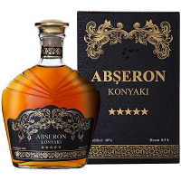Коньяк Abseron 5* 40% 0,5л