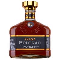 Коньяк Bolgrad 5* 40% 0,5л