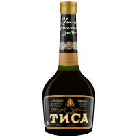 Коньяк УКЗ Тиса 42% 0.5л
