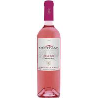 Вино Cotnar Rose напівсухе рожеве 0,75л