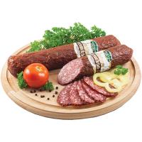 Ковбаса Брауншвейгська с/к в/г Закарпатські ковбаси ваг/кг