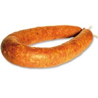 МК Ковбаса Домашня печена на дровах 1-го гатунку п/к /кг