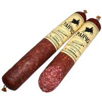 Ковбаса Сушена з свининою с/к 1с Ранчо ваг