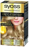 Крем-фарба Syoss Oleo Intense 8-05 бежевий блонд