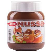 Крем Cebe Nussa горіхово-шоколадний 400г