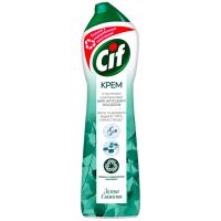 Крем чистячий Cif Cream Aroma Зелена свіжість, 500 мл