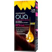 Крем-фарба для волосся Garnier Olia №4.15