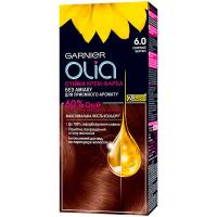 Крем-фарба для волосся Garnier Olia №6.0