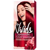 Крем-фарба для волосся Garnier The Vivids вогняний бургунді