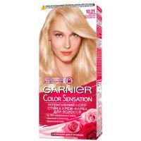 Крем-фарба Garnier Color Sensation для волосся 10.21