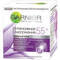 Крем Garnier Інтенсивне омоложення денний догляд 55+ 50мл