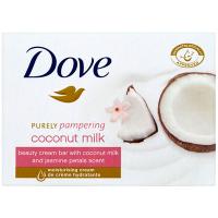 Крем-мило Dove Кокосаве молочко та пелюстки жасміну 135г