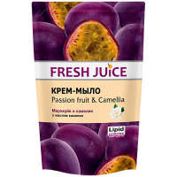 Крем-мило Fresh Juice маракуйя та масло камелии д/п 460мл
