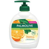Крем-мило Nivea Parmolive Натурель Вітамін С/Апельсин 300мл
