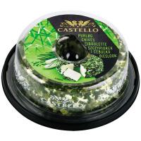 Крем-сир Castello з пікантною цибулею 65% 125г