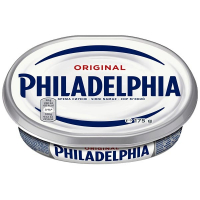 Крем-сир Kraft Philadelphia original 175г