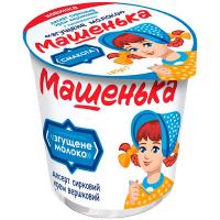 Крем сирковий Машенька Згущене молоко 5% 180г